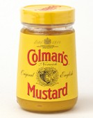 Colman's English Mustard (170g Jar)