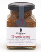 Wholegrain Mustard with Nelson's Revenge