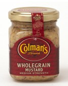 Colman's Wholegrain Mustard (150ml Jar)