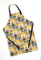 Exclusive Advertising Print PVC Apron