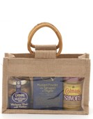 Colman's 3 Jar Jute Bag