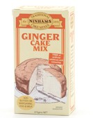 Ninhams Ginger Cake Mix