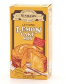 Ninhams Lemon Cake Mix