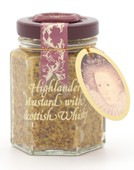 Highlander Mustard with Whisky