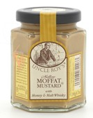Uncle Roys Honey & Malt Whisky Mustard