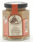 Uncle Roys Hot & Chilli Mustard