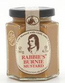 Uncle Roys Rabbie's Burnie Mustard
