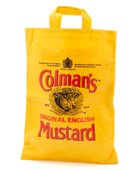 Mustard Label Shopper