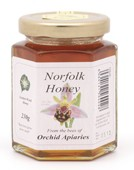 Norfolk Blossom Honey - Clear (340g)
