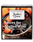 Spices for Mulled Wine (20g) - Butler's Grove