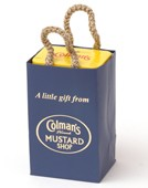 Colman's Mini Gift Bag & 57g Powder (Blue)
