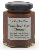 Caramelised Carrot Chutney - Garden Pantry (225g)