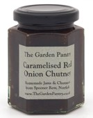 Caramelised Red Onion Chutney (240g) - Garden Pantry